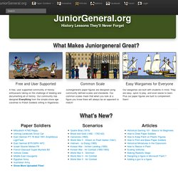 Junior General Home Page
