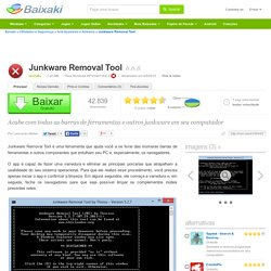 Junkware Removal Tool download