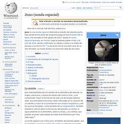 Juno (sonda espacial)
