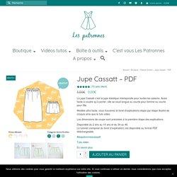 Jupe Cassatt - PDF - Les patronnes