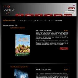 Jupiter - Notre sélection DVD