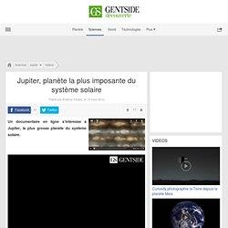 Video - Jupiter, planète la plus imposante du système solaire