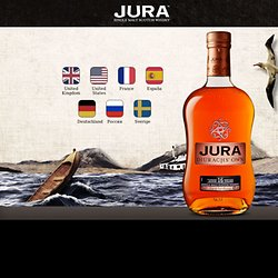 Jura Single Malt Whisky - Prophecy