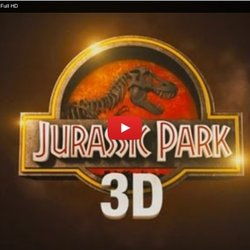 Jurassic Park 3D - Official Trailer Full HD