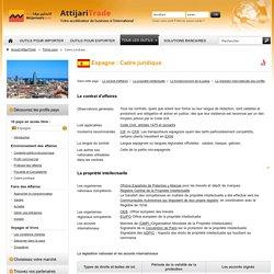Cadre juridique en Espagne - AttijariTrade