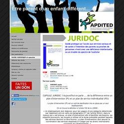 GUIDE JURIDIQUE et capsules - Site de apdited1 !