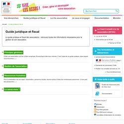 Guide juridique et fiscal - associations.gouv.fr