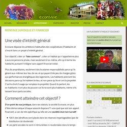 Habitat groupé participatif Ecoravie - Ecolieu à Dieulefit (26)