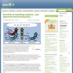 Juridique › Grenelle et reporting carbone : une approche franco-française …