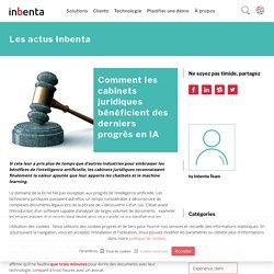 Chatbot juridique : comment les cabinets juridiques bénéficient de l'IA ?
