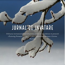 Jurnal de invatare
