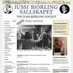 Jussi Björlingsällskapet
