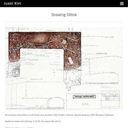 Jussi Kivi » Drawing Office