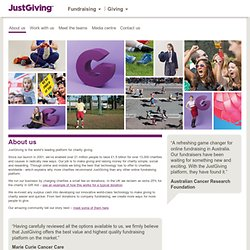 What it costs - JustGiving