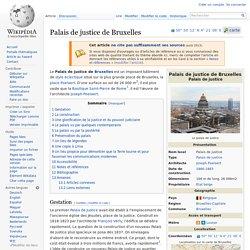 Palais de justice de Bruxelles (€)