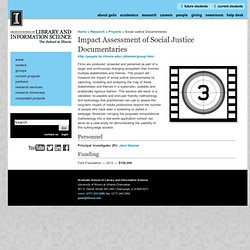 Social Justice Documentaries