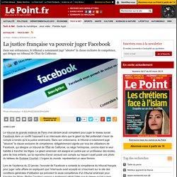 [BREAKING NEWS] La justice française va pouvoir juger Facebook (azer)