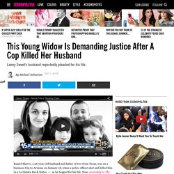 Widow Seeks Justice for Husband Killed By Police - Daniel Shaver Pleaded For His Life