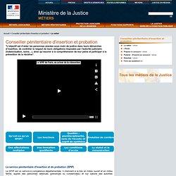 Justice / M tiers et concours / Le m tier