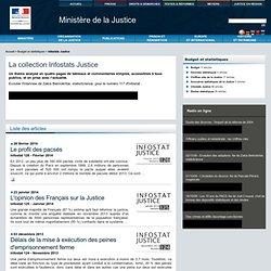 Infostats Justice