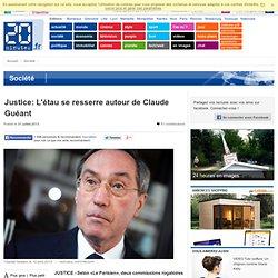 Justice: L'étau se resserre autour de Claude Guéant
