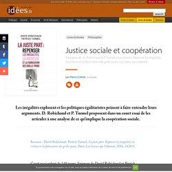 Justice sociale et coopération