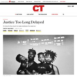 Justice Too Long Delayed