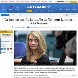 La justice confie la tutelle de Vincent Lambert à sa femme