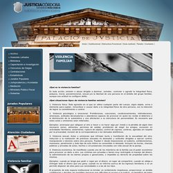 Justicia Córdoba