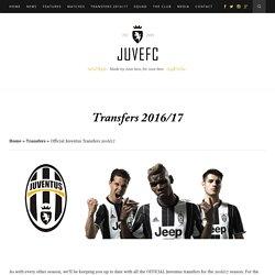 Juve Transfers