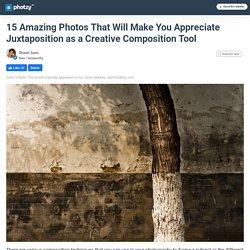 Juxtaposition as a Creative Composition Tool