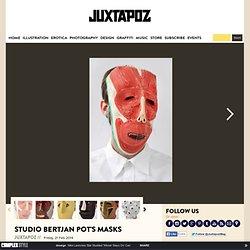 Studio Bertjan Pot's Masks