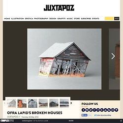 Ofra Lapid's Broken Houses
