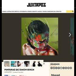 Magazine - Pinturas de Simon Birch | Current