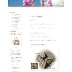 ♥K'Handmade*blog♥コインケース型紙完了