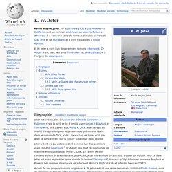K. W. Jeter