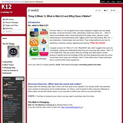 k12learning20 - 2-web2