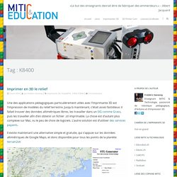 K8400 – MITIC & Education