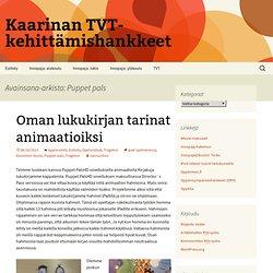 Kaarinan TVT- kehittämishankkeet