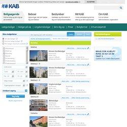 KAB - Søg bolig - Søgeresultat