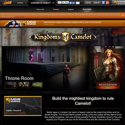 Kingdoms of Camelot - Kabam Games
