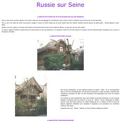 russiesurseine