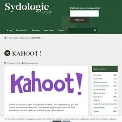KAHOOT !
