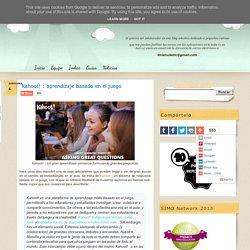 Kahoot! : aprendizaje basado en el juego