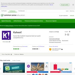 Kahoot! Educator Review