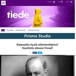 Kaipaatko hyviä elämänohjeita? Kuvittele olevasi Freud!