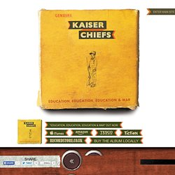 Kaiser Chiefs - Create your album
