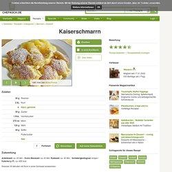 Kaiserschmarrn (Rezept mit Bild) von Wienerin
