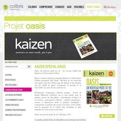 Kaizen spécial Oasis