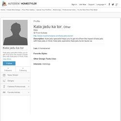 kala-jadu-ka-tor's Profile